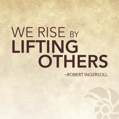 Give-Quotes-Quote-on-Giving-Back-Ways-to-Give-Something-Back-Community-We-rise-by-lifting-others